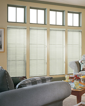 Birch Wooden Blinds