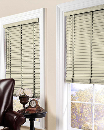 Cashew Wooden Blinds