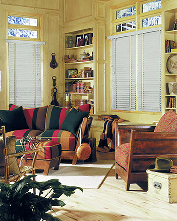 Cinder Wooden Blinds