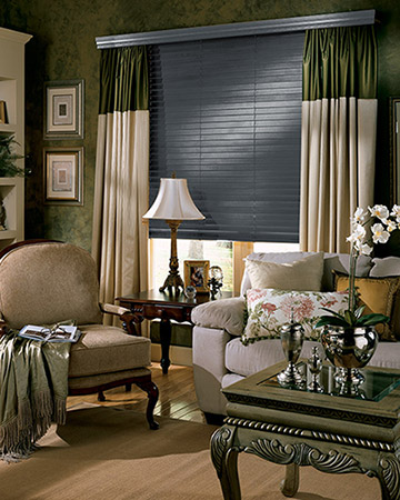 Onyx Wooden Blinds