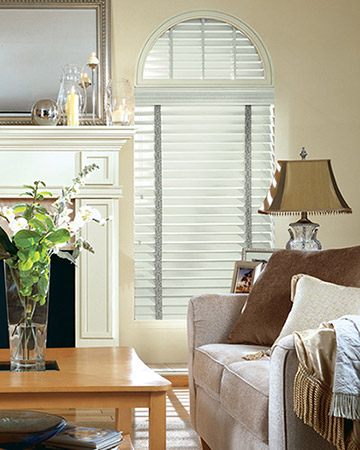 Pearl Wooden Blinds