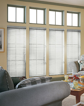 Snow Wooden Blinds